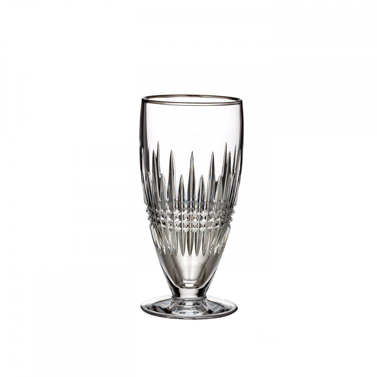Waterford Lismore Diamond Platinum glacé boisson