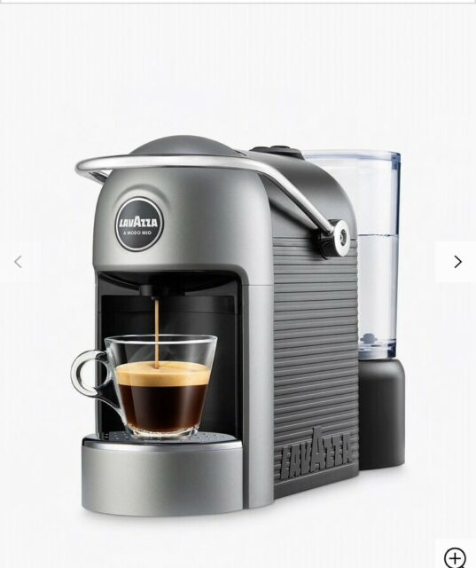 Lavazza Jolie Plus 1250w 10 Bar 06l Coffee Machine Gun Metal Grey 18000126