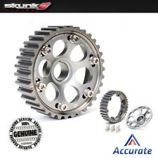 SKUNK2 PRO SERIES CAM GEARS HARD ANODIZED H22 H22A 93-01 PRELUDE 304-05-5225