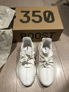 12f44bc375564 Adidas Yeezy Boost 350 V2 Cream Triple White Confirmed size 8.5 ...