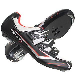Venzo-Road-Bike-For-Shimano-SPD-SL-Look-Cycling-Bicycle-Shoes