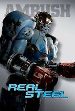 Real Steel Movie Poster 11x17 Mini Poster (28cm x43cm) #04