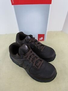 New Balance MW888BR Revlite 4E Wide Suede Mens Walking Shoes Brown Various Sizes