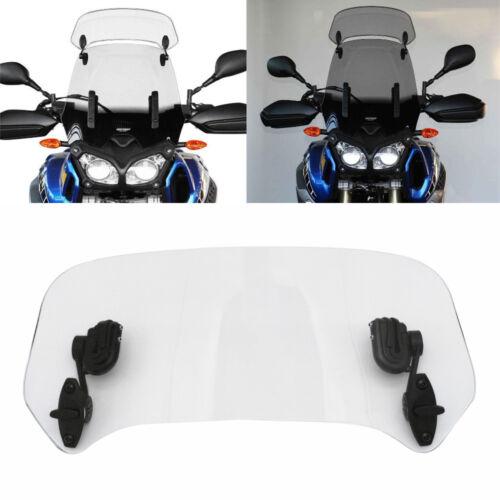 Windscreens Windshields for BMW F800GT F800R F800S F800ST Clip-On Air Deflector