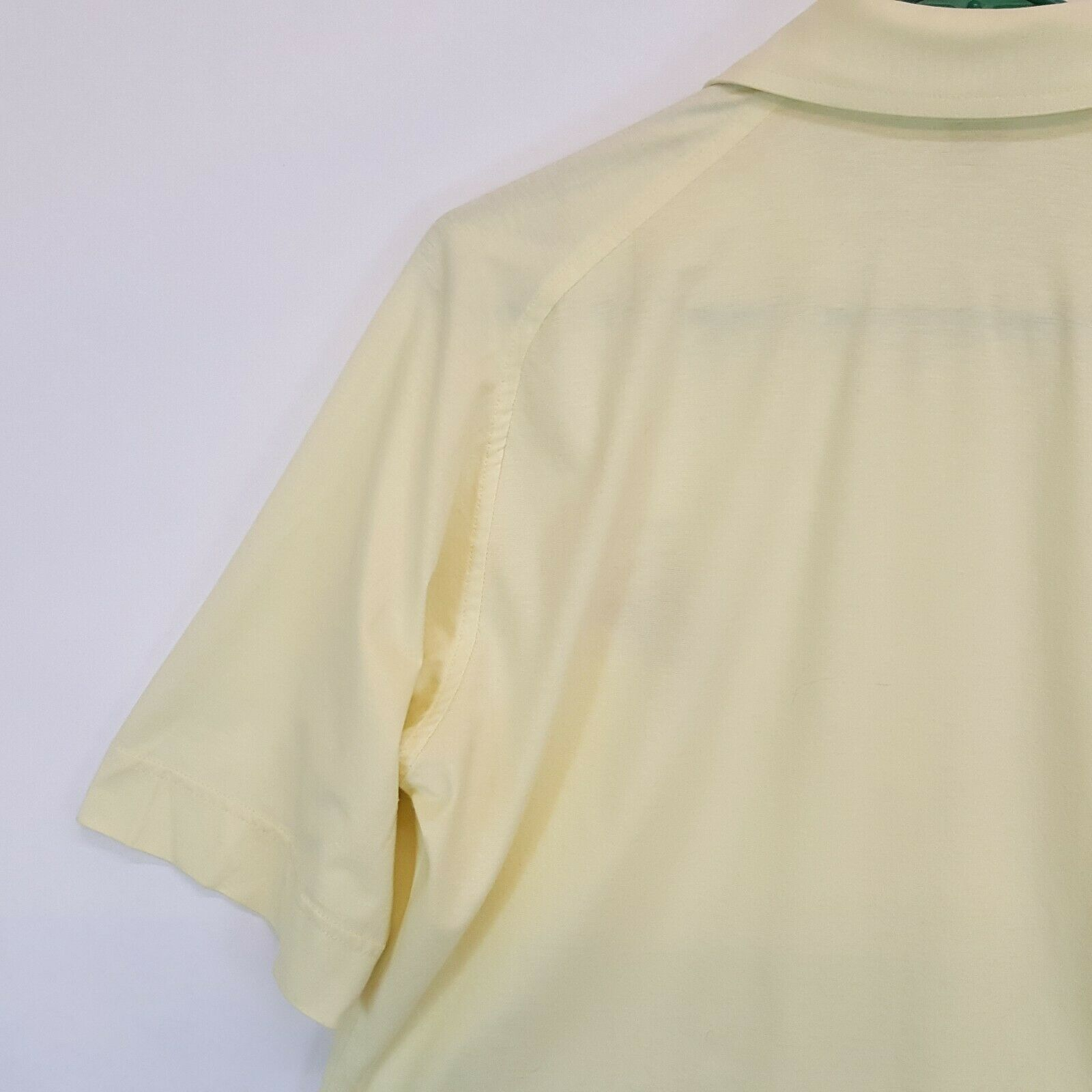 VTG 80s UO Oregon Ducks Antigua Pac 10 Polo Shirt… - image 9