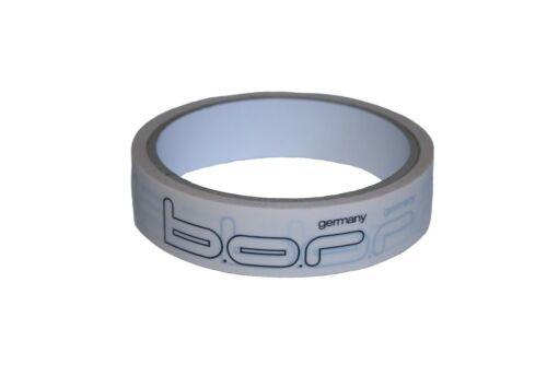 B.O.R White Tape für Tubeless Kits 20,9mm x 5m XC//XM SOPO