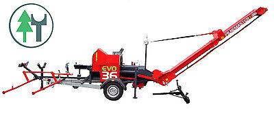 Temperamentvoll Kettensägeautomat Pilkemaster Evo36bs Mit Benzinmotor Holzspalter Schneidspalter