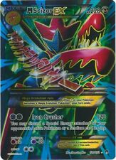 Pokemon Mega-Scizor-EX - 120/122 - Full Art Ultra Rare NM-Mint, English