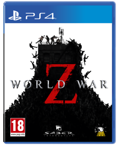 World-War-Z-For-PS4-New-amp-Sealed