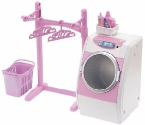 Image Is Loading Takara Tomy Licca Doll Washing Machine Set Lf