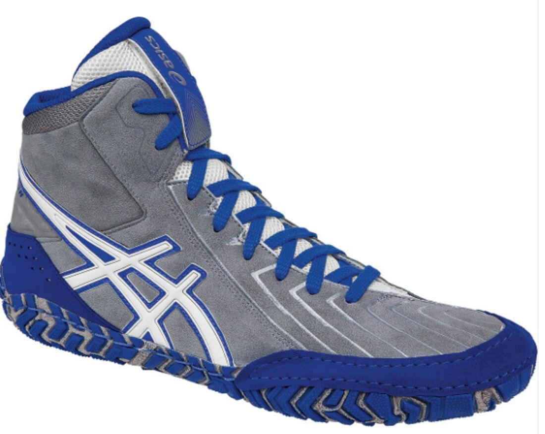 Authentic ASICS Legends Aggressor Men's Wrestling Shoes J601Y Multi Sizes NWT