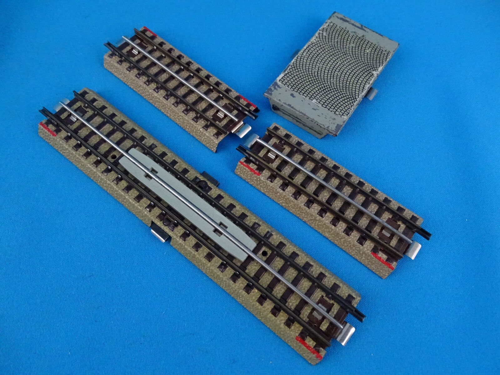 Marklin 459 ZG Railway Crossing EXTENTION Set 50-ies