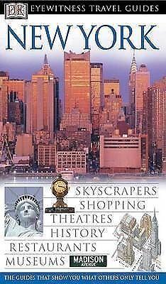 """AS NEW"" Berman, Eleanor, New York (DK Eyewitness Travel Guides) Book"