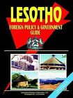 Lesotho Foreign Policy and Government Guide by International Business Publications, USA (Paperback / softback, 2003)
