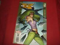 ULTIMATE X-MEN #61 -  Marvel Comics (2001 Series)   VFN/NM