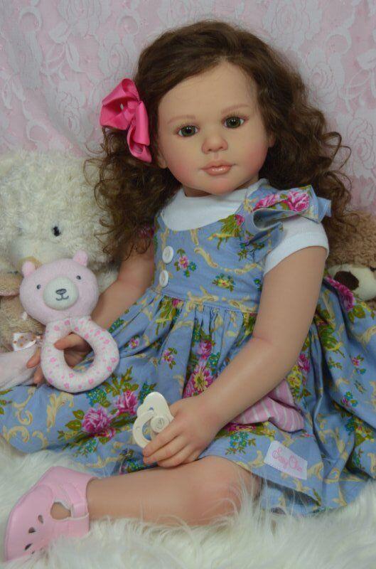 Orden de encargo Muñeca Reborn Infante Bebé niña ahogó por Conny Burke Nueva Versión