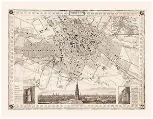 Alte-Berlin-Illustriert-Stadtplan-Landkarte-Meyer-ca-1844-1860