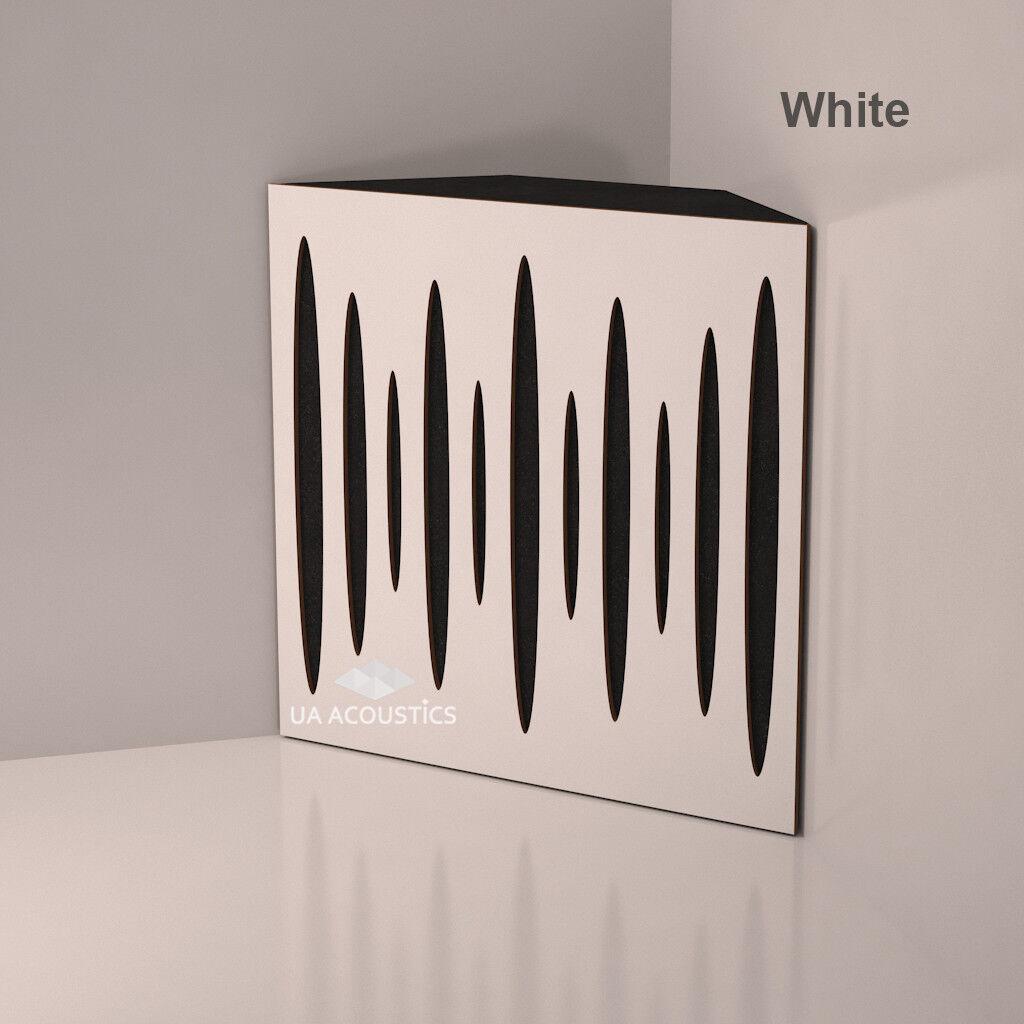 50x50x15cm Corner Acoustic Bass Trap for Rec Studio 4pcs