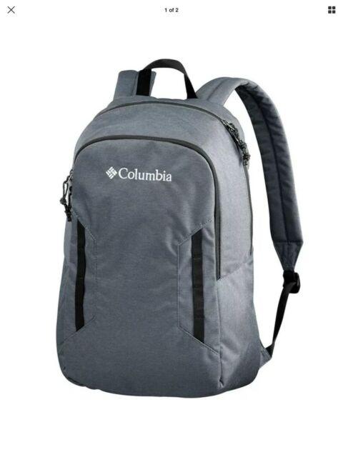 Columbia Oak Bowery Backpack, Black Heather