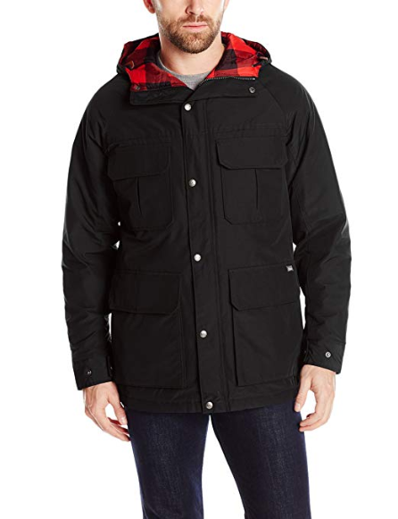 37e0bc1bd0a New Mens Woolrich Transition Flannel-Lined Mountain Parka 16204 SZ XL MSRP   159