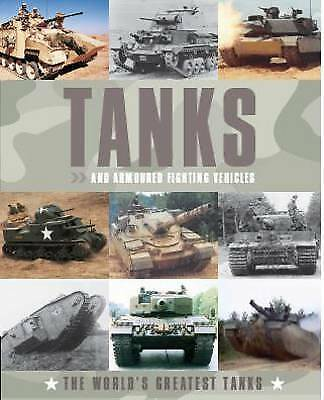"""1 of 1 - """"VERY GOOD"""" Tanks and AFVs, , Book"""