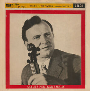 Willi-Boskovsky-Conducting-The-Vienna-Philharmonic-Orchestra-CEP-699-Used-V