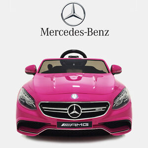 Electric Car Mercedes Benz For Kids