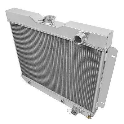 32 Ford Chopped 2 Row All Aluminum Champion RS Radiator EC1009