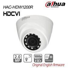 Dahua HAC-HDW1220M 2MP Value Starlight HDCVI IR30 Eyeball Camera  IP67 2.8mm