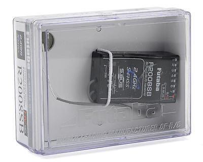 Futaba R2008SB 2008SB 2.4ghz FHSS 8 eight channel Receiver 6J 3PL 3PRKA 14SG