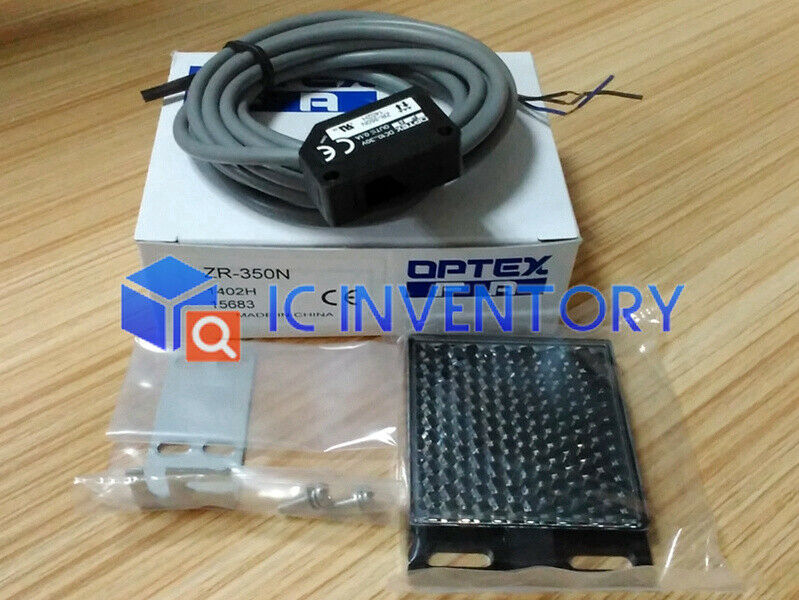 Brand NEW OPTEX PHOTOELECTRIC SWITCH ZR-350N ZR-350N