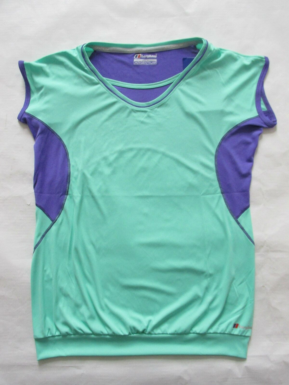 Berghaus Silberium Damen Vapor Base Crew Ss Af T-Shirt T-Shirt T-Shirt 420834    Hohe Qualität Und Geringen Overhead  5971a8