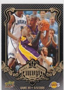 Kobe-Bryant-2008-09-Upper-Pont-MVP-Basketball-Cartes-a-Collectionner-86