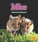 Mice Nocturnal Explorers 9781484603178 by Rebecca Rissman Paperback