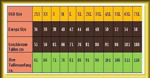 Sotto il seno Corsetto Corsetto da ricami Nero//Viola taglia 34,36,38,40 fino a 56