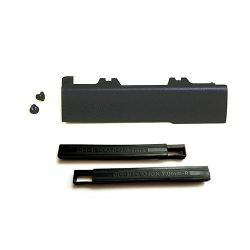 7mm Isolation Rubber Rails For Dell Latitude E6440 New Hard Drive Caddy Cover