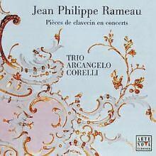 Jean Philippe Rameau: Pièces de clavecin en concerts von T... | CD | Zustand gut