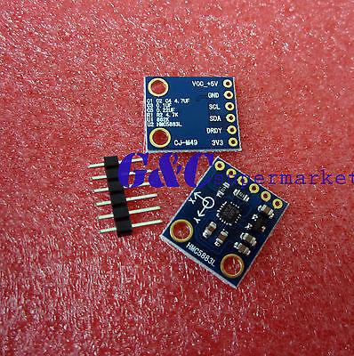 HMC5883L 3-5V Triple Axis Compass Magnetometer Senor Module