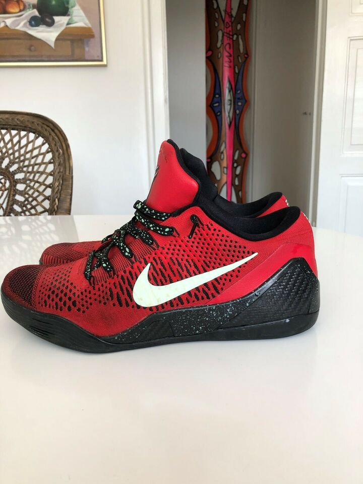 Sneakers Nike Kobe 9 Elite Low University Red