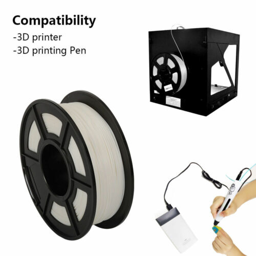 85M//Roll 1.75mm 3mm PLA ABS Drawing Art Accessory For 3D Printer Filament Supply
