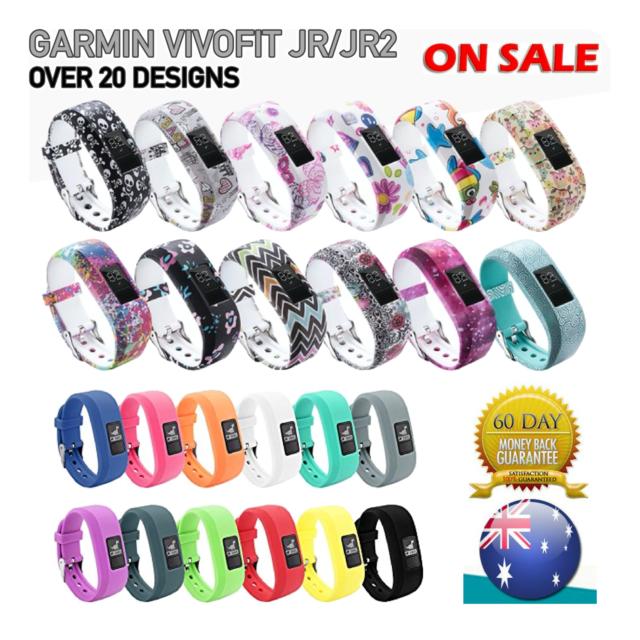 Replacement Band for GARMIN VIVOFIT 3 JR JR 2  JUNIOR Fitness Sports Wristband