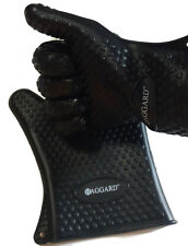 Haggard Silicone BBQ Grill & Dutch Oven Gloves, Heat Protection Oven Mitt