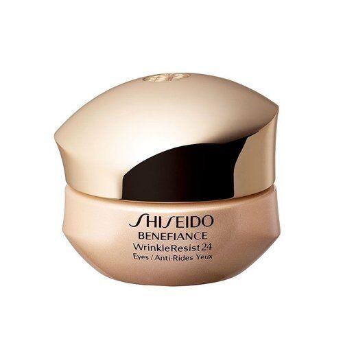 1 of 1 - Shiseido Benefiance WrinkleResist24 Intensive Eye Contour Cream 15ml Anti-aging
