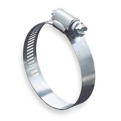 "Zoro Select 62M05 Hose Clamp,5//16/"" To 11//16/"",Sae 5,Pk10"