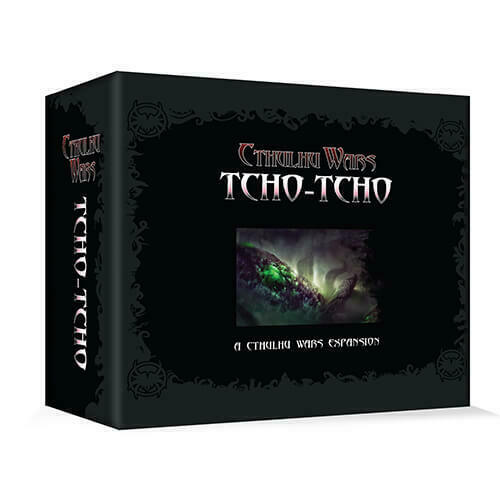 Cthulhu Wars - Tcho-Tcho Faction Expansion