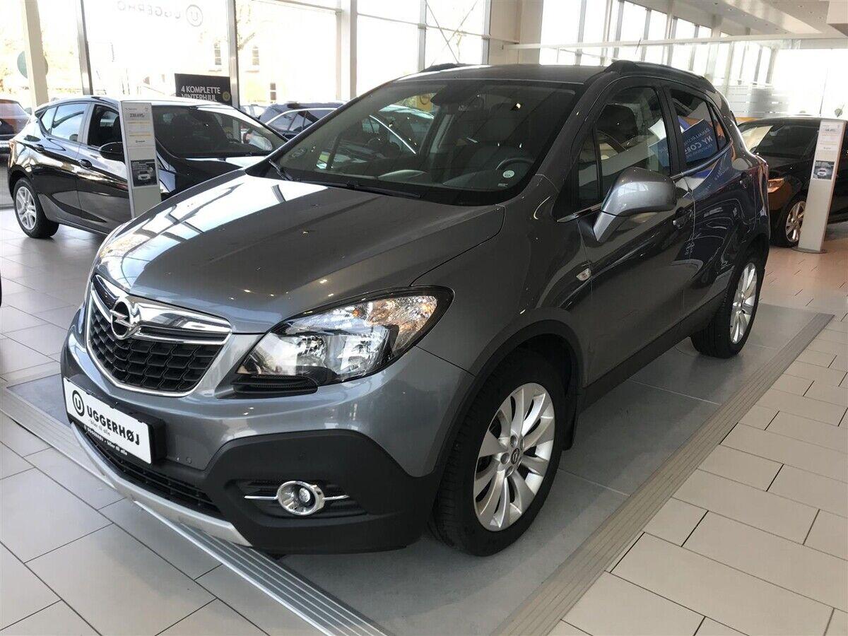 Opel Mokka 1,7 CDTi 130 Cosmo eco 5d - 140.000 kr.