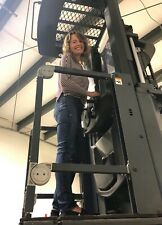 2012 Jungheinrich Order Picker Forklift 863 Hourspristine