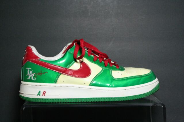 new style 90bb4 a5cdd Nike AIr Force 1 VTG OG 2005 Mr. Cartoon Cinco De Mayo Mexico Men 12