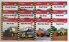 Tonka Learn To Read Phonics Childrens Books Scholastic Out of Print NEW