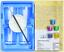 miniatura 3 - House Of Crafts Creativo Vetro Dipinto Kit Set Pittura 4 Candela Titolari HC600